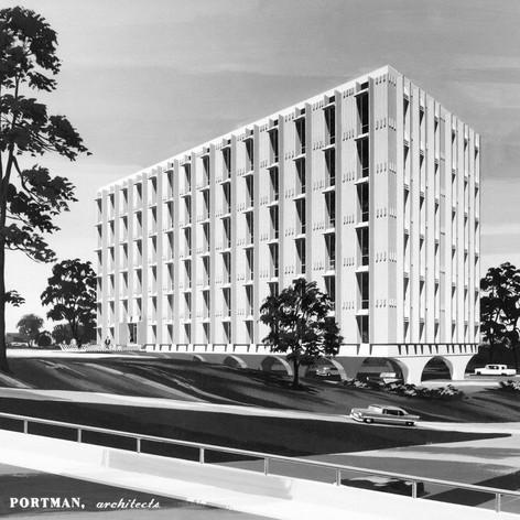 Sam Hodges Office Building, 1960