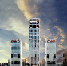 Beijing Yintai Center, 2008