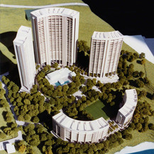 Green Jade Villas Residential Development, 1983