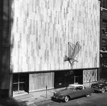 Fraternal Order of Eagles renovation, 1954