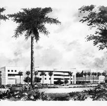 Design Center of the Americas, 1986