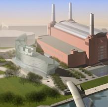 Battersea Power Station, 2004