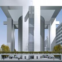 SunTrust Plaza Phase III office tower, 2000
