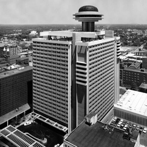 Hyatt Regency Atlanta, 1967