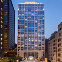 Waldorf-Astoria Shanghai Addition, 2010