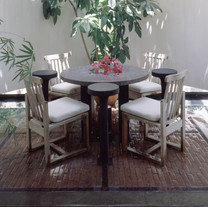 Exterior Dining Table, 1986
