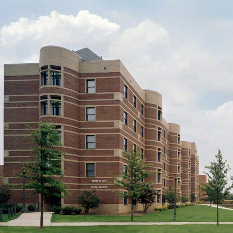GA Institute of Technology, Center Street Aparments, 1996