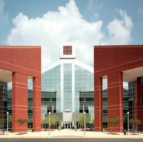 Georgia Gwinnett College, Student Center, 2002