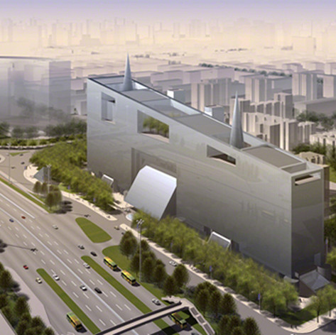 China Petroleum Building, 2003