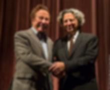 John C. Portman and Mohsen Mustafavi, Harvard GSD John Portman Visiting Chair, 2012