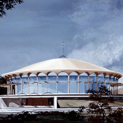 Greek Orthodox Church of the Annunciation, 1962