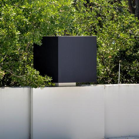 Black Cube, 1986