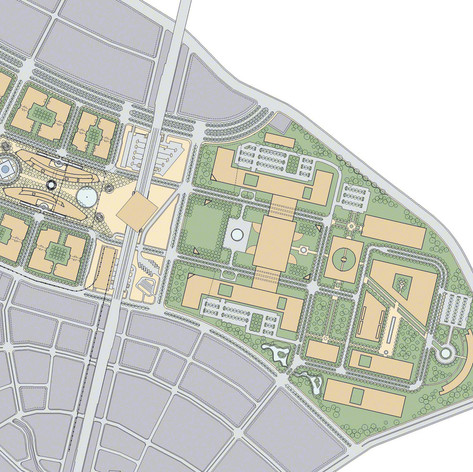 Hsinchu Station Regional Master Plan, 2001