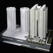 Monterrey Condominiums, 1980