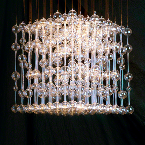 'Bubbles' Chandelier, 1969