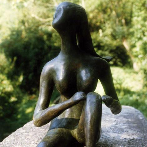 Sitting Lady, 1997