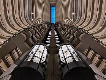 Atlanta Marriott Marquis, 2018, photo by David Naughton