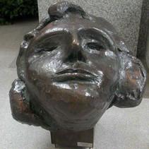 Muse (Sleeping Head), 1997