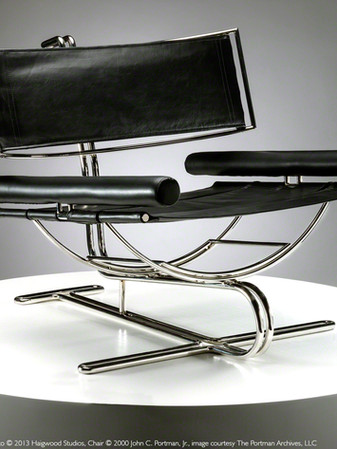 Entelechy II Series: Lounge Chair