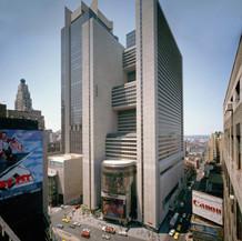 New York Marriott Marquis, 1985