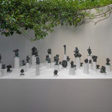 Miniature Grouping I, 1999