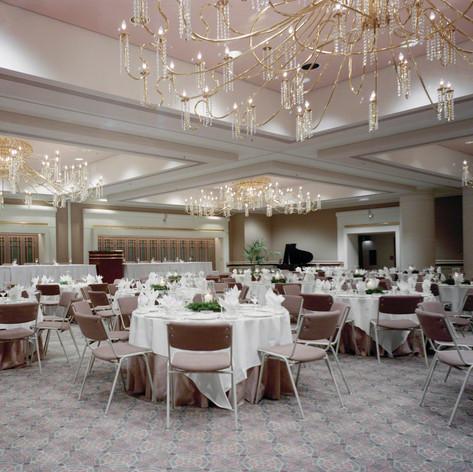Ballroom Chandelier, 1987