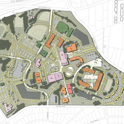 Columbus State University Master Plan, 2000