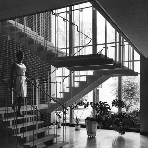 Joseph Brown Whitehead Memorial Infirmary, 1960