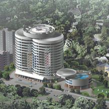 Wellington Mews Apartments, 2004