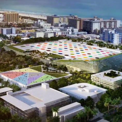 Miami Beach Convention Center, 2013