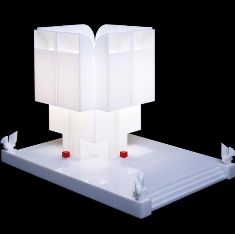 Entelechy Series: Temple of Light, 1986
