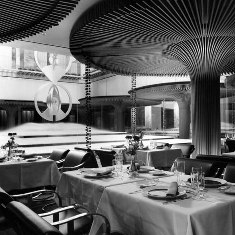 Midnight Sun Restaurant, 1968