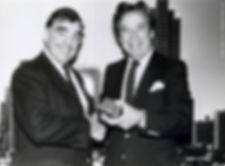 ULI Award, Charles Kober and John C. Portman, Jr. 1985