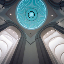 Dome Chandelier, 1991