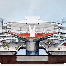 Georgia World Congress Center, 1971