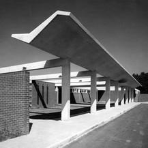 Midway Elementary School, 1958