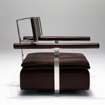 Entelechy Series: Ottoman Lounge Chair, 1985