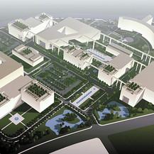 Hsinchu Biomedical Science Park Master Plan, 2001