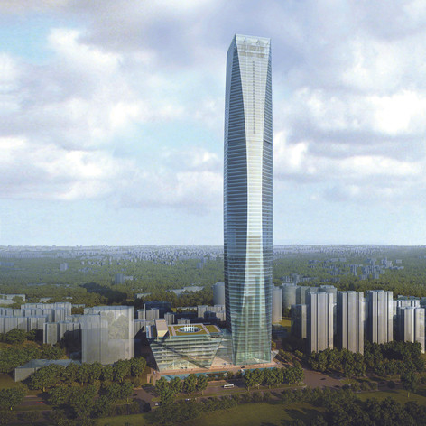 Guangxi Tian Long Fortune Center, 2013