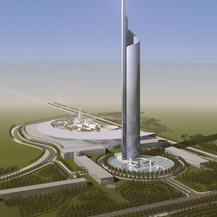 Dubai Sky Master Plan, 2005