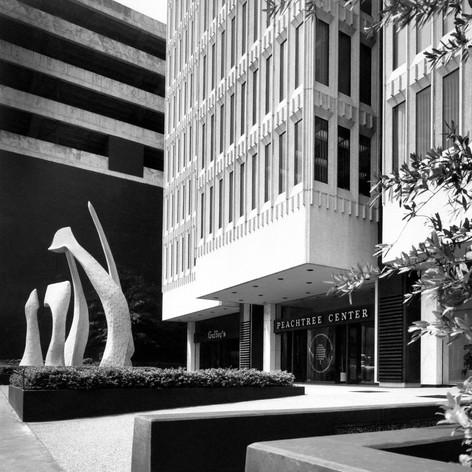 230 Peachtree Building, 1965