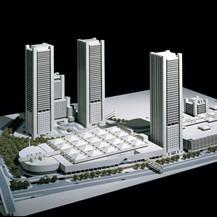 Singapore International Convention & Exhibition Centre, 1988