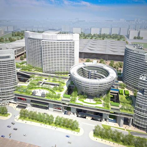Shanghai World Expo Hotel Complex, 2016