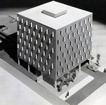 Peachtree Medical Building, 1956