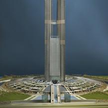 Songdo Landmark City Master Plan and Incheon 151 Tower, 2009