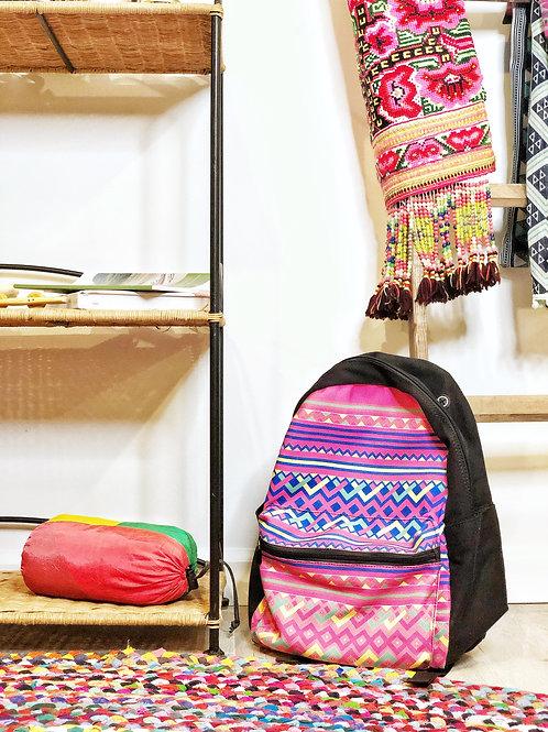 Hmong Inspired Back Pack