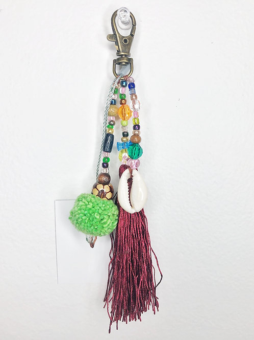 Hill Vibes Key Chain by Tou & Mai