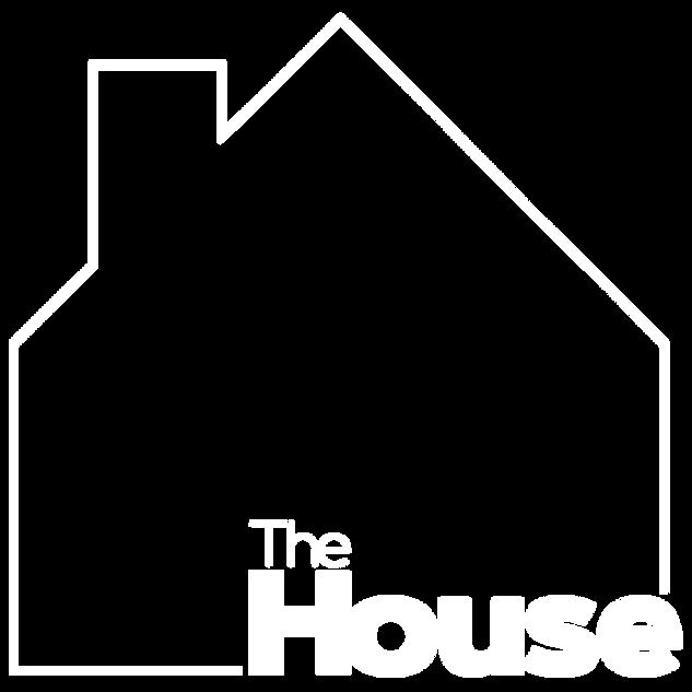 The House Logo White Transparent (1) Lar