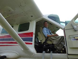 0-Front seat passenger en route to Gorok