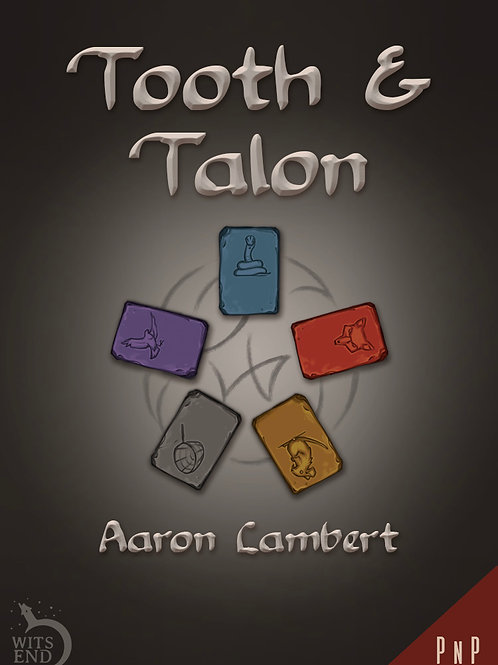Tooth & Talon Card Game